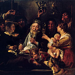Bean King, Jacob Jordaens