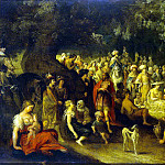 Part 05 Hermitage - Jordaens Hans III - Sermon of John the Baptist