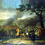 Caravaque, Louis – Battle of Poltava, Part 05 Hermitage