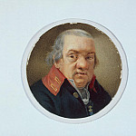 Portrait of the architect Giacomo Quarenghi, Part 05 Hermitage
