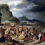 Part 05 Hermitage - Jordaens Hans III - the Israelites after crossing the Red Sea