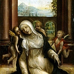 Part 05 Hermitage - Stigma and faint St. Catherine of Siena