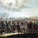 Part 05 Hermitage - Oath of the Life Guards regiment Izmailovskii June 28, 1762