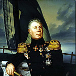 Portrait of Admiral Ivan Krusen, Part 05 Hermitage