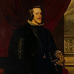 Portrait of Philip IV, Part 05 Hermitage