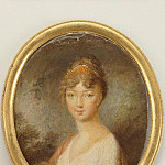 Portrait of Empress Elizabeth Alexeyevna, Part 05 Hermitage