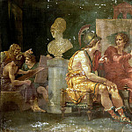 Part 05 Hermitage - Kadesh, Giuseppe - Alexander of Macedon in the studio of Apelles