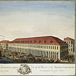 Elyakov, IP – View of the Stock Exchange and the arcade up the Malaya Neva River, Part 05 Hermitage
