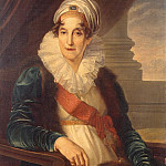 Kamuchchini, Vincenzo – Portrait of Catherine Petrovna Shuvalova, Part 05 Hermitage