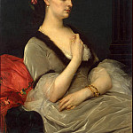 Portrait of Countess Elizabeth Andreevny Vorontsov-Dashkov, Alexandre Cabanel