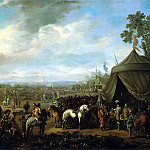 part 07 Hermitage - Lingelbah, Johannes - The siege of the Flemish city of Spaniards