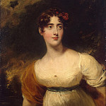 Portrait of E. Wellesley-Pole, Thomas Lawrence