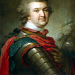 part 07 Hermitage - Lampi, Johann Baptist Elder - Portrait of Prince Grigory Alexandrovich Potemkin Tauride