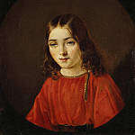 Lash, Karl Ivanovich – Portrait of a young son of Robert F. Herman, part 07 Hermitage