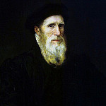 Portrait of an old man, Lorenzo Lotto