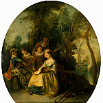 part 07 Hermitage - Lancret, Nicolas - Concert in the Park