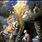 part 07 Hermitage - Lanfranco, Giovanni - The Annunciation