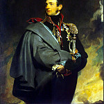 Portrait of Mikhail S. Vorontsov, Thomas Lawrence
