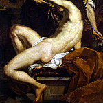 part 07 Hermitage - Lebrun Charles - Daedalus and Icarus