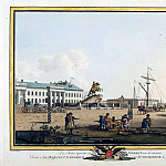 Ludwig, KA – Senate Square and the monument to Peter I, part 07 Hermitage