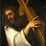 Luciani, Sebastiano – Carrying the Cross, part 07 Hermitage