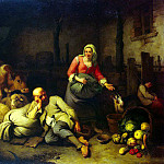 part 07 Hermitage - London Francesco - Peasant Family