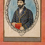 Part 01 Hermitage - Aka Bala - Portrait of a man with a book