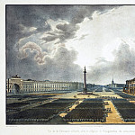 Bishebua, LP-A. Baillot AJ-B. – Grand opening of the Alexander Column, Part 01 Hermitage