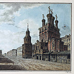 Alekseev, Fedor – View of the Church Nicola Grand Cross on Ilyinke, Part 01 Hermitage