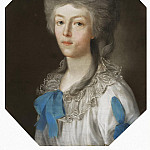 Part 01 Hermitage - Barda, Johann - Portrait of a young lady