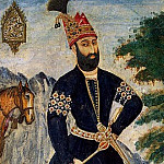 Part 01 Hermitage - Bahram - Portrait of Nadir Shah