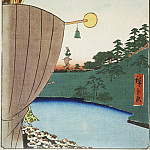 Ando Hiroshige – Sheet A festive procession in Kodzipati, Part 01 Hermitage