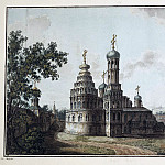 New Jerusalem. Cathedral of the Resurrection, Fedor Alexeev