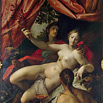 Part 01 Hermitage - Aachen, Hans von - Allegory of Peace Art and Abundance