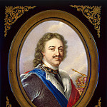 Part 01 Hermitage - Benner, Jean Henri - Portrait of Peter I