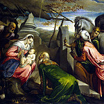 Part 01 Hermitage - Bassano Jacopo and Francesco - Adoration of the Magi