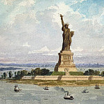 Bartholdi, Frederic Auguste – Statue of Liberty in New York, Part 01 Hermitage