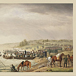Part 01 Hermitage - Adam Albrecht - Italian Transition corps Eugene Beauharnais Niemen June 30, 1812