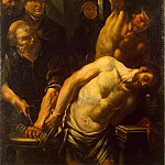 Assereto, Gioacchino – Scourging of Christ, Part 01 Hermitage