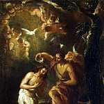 Antolines, Jose de – The Baptism of Christ, Part 01 Hermitage
