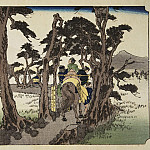 Ando Hiroshige – Sheet Station Esivara, Part 01 Hermitage
