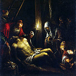 Part 01 Hermitage - Bassano, Jacopo - Descent from the Cross