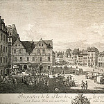 Part 01 Hermitage - Bellotto, Bernardo - The new market in Dresden