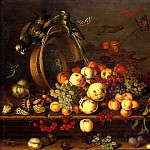 Ast, Balthasar van der – Still Life with Fruit, Part 01 Hermitage