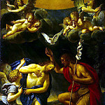 Albani, Francesco – Baptism of Christ, Part 01 Hermitage