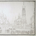 Part 01 Hermitage - Alekseev, Fedor - View the Cathedral Square