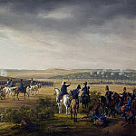 Battle for Moscow on September 7, 1812, Albrecht Adam