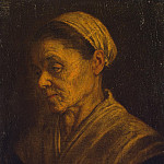 Bassano, Leandro – Portrait of an old woman, Part 01 Hermitage