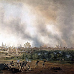 Battle of Smolensk, 18 August 1812, Albrecht Adam