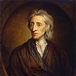 part 09 Hermitage - Kneller, Godfrey - Portrait of John Locke